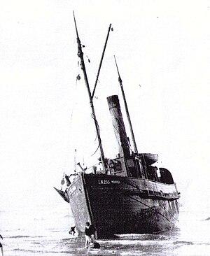 Trawler Muriel - Muriel.