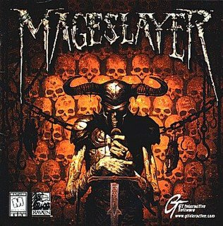 <i>MageSlayer</i> 1997 video game