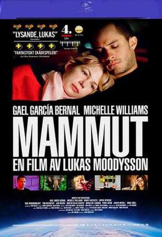 Mammoth (2009 film) - Swedish Blu-ray Cover Art