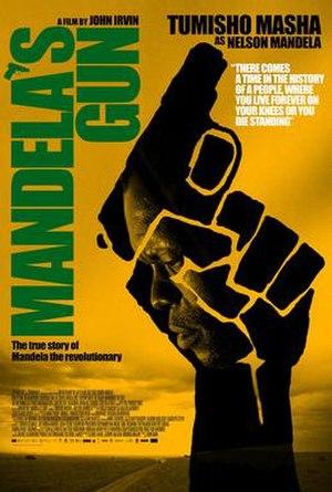 Mandela's Gun - Theatrical release poster