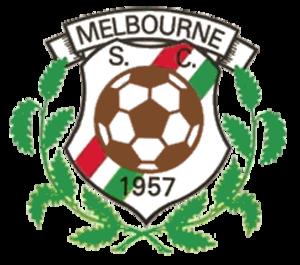 Melbourne Hungaria SC - Image: Melbourne Hungaria SC logo