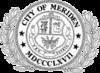 Oficiala sigelo de Meriden, Konektikuto