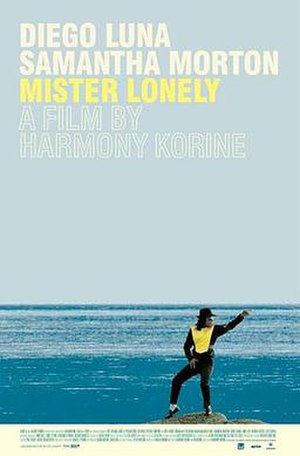 Mister Lonely - Theatrical release poster