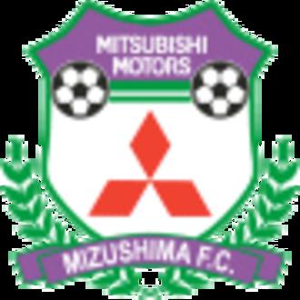 Mitsubishi Mizushima FC - Image: Mitsubishi Mizushimalogo