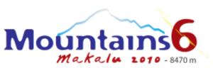 MountainsMap - Mountains 6 - Makalu 2010 event logo