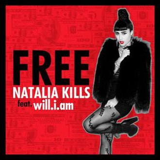 Free (Natalia Kills song) - Image: Natalia Kills Free