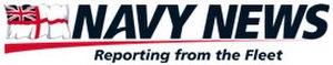 Navy News - Image: Navy News (UK) logo