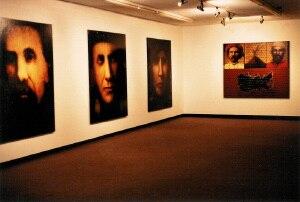 """Greg Edmonson (artist) - """"Neutral Ground Exhibition"""" (1993)"""