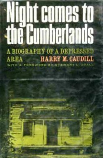 Night Comes to the Cumberlands - First cover (publ. Little, Brown)