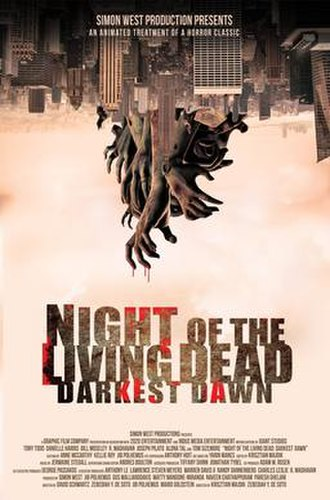 Night of the Living Dead: Darkest Dawn - Theatrical poster