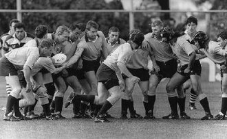 North Otago Rugby Football Union - 1993 North Otago Team