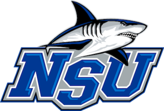 Nova Southeastern Sharks - Image: Nova Southeastern Sharks logo