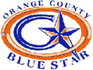 Orange County Blue Star - Original Orange County Blue Star logo