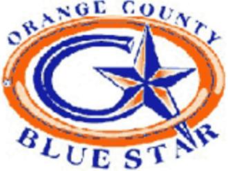 Orange County Blue Star - Original Orange County Blue Star logo