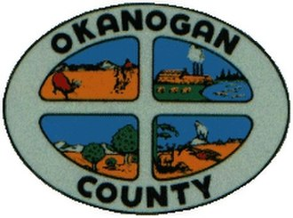 Okanogan County, Washington - Image: Okanogan County wa seal