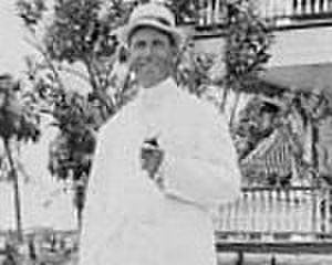 Owen Burns - Owen Burns, a significant developer of Sarasota, Florida - Lillian Burns Collection, Sarasota History Center archive