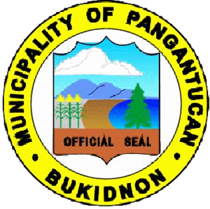 Pangantucan, Bukidnon - Image: Pangantucan logo
