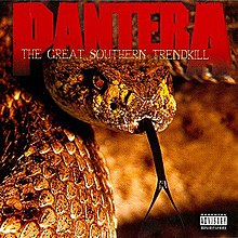 Pantera The Great Southern Trendkilljpg