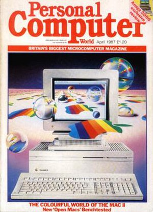 Personal Computer World - Personal Computer World April 1987 issue