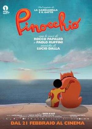 Pinocchio (2012 film) - Image: Pinocchio (2012 film)