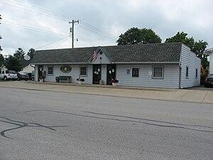 Pittsboro, Indiana - Pittsboro Town Hall