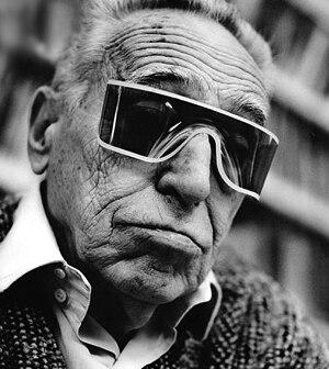 Achille Castiglioni - Image: Portrait of Achille Castiglioni (1918–2002), cropped