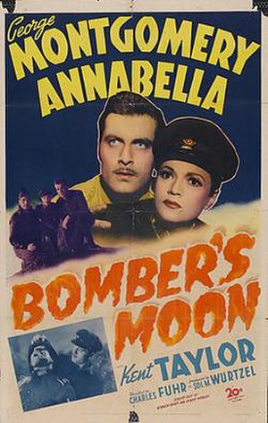 Bomber's Moon - Theatrical poster