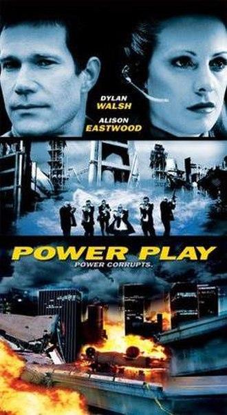 Power Play (2003 film) - Image: Power Play (2003 film)
