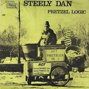 Pretzel Logic (song) - Image: Pretzel Logic single cover