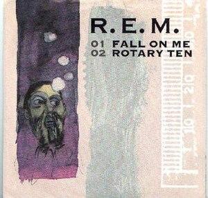 Fall on Me - Image: R.E.M. Fall on Me
