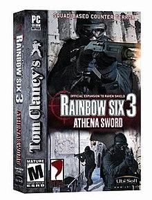скачать игру Athena Sword Rainbow Six 3 - фото 10