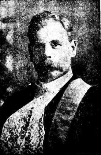 Municipality of Redfern - R. W. Grierson, Town Clerk of Redfern for 50 years (1885–1934).
