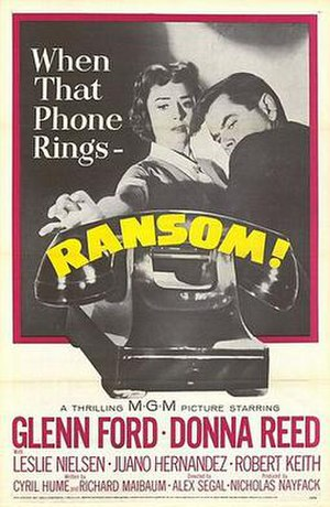 Ransom! - Theatrical release poster