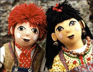 <i>Rosie and Jim</i> television series