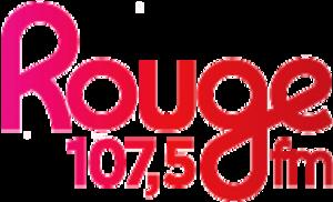 CITF-FM - Image: Rouge FM Quebec City