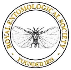 Royal Entomological Society - Royal Entomological Society badge