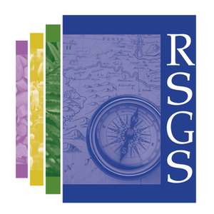 Royal Scottish Geographical Society - Image: Royal Scottish Geographical Society Logo