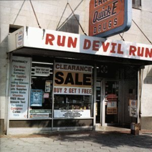 Run Devil Run (album) - Image: Run Devil Run Cover