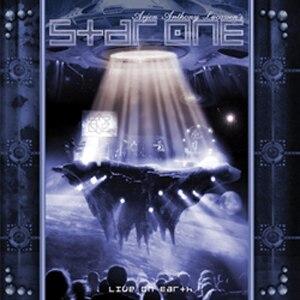 Live on Earth (Star One album) - Image: SO LOE