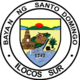 Official seal of Santo Domingo