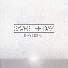 Saves the Day - Daybreak cover.jpg