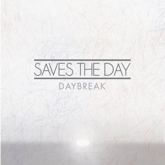 Daybreak (Saves the Day album) - Image: Saves the Day Daybreak cover