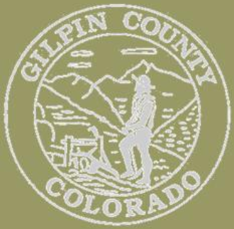 Gilpin County, Colorado - Image: Seal of Gilpin County, Colorado