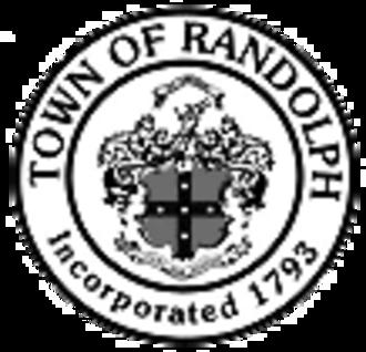 Randolph, Massachusetts - Image: Seal of Randolph, Massachusetts