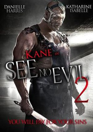 See No Evil 2 - DVD Cover