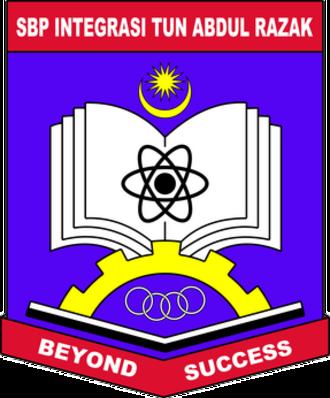 SBP Integrasi Tun Abdul Razak - InSTAR Badge