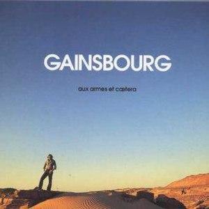 Aux armes et cætera (album) - Image: Serge Gainsbourg Aux armes