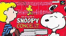 Snoopy Concert