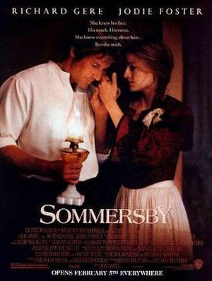 Sommersby - Sommersby Promotional Movie Poster