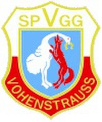 SpVgg Vohenstrauß - Image: Sp Vgg Vohenstrauß